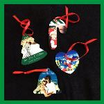 Full Color Christmas Ornament